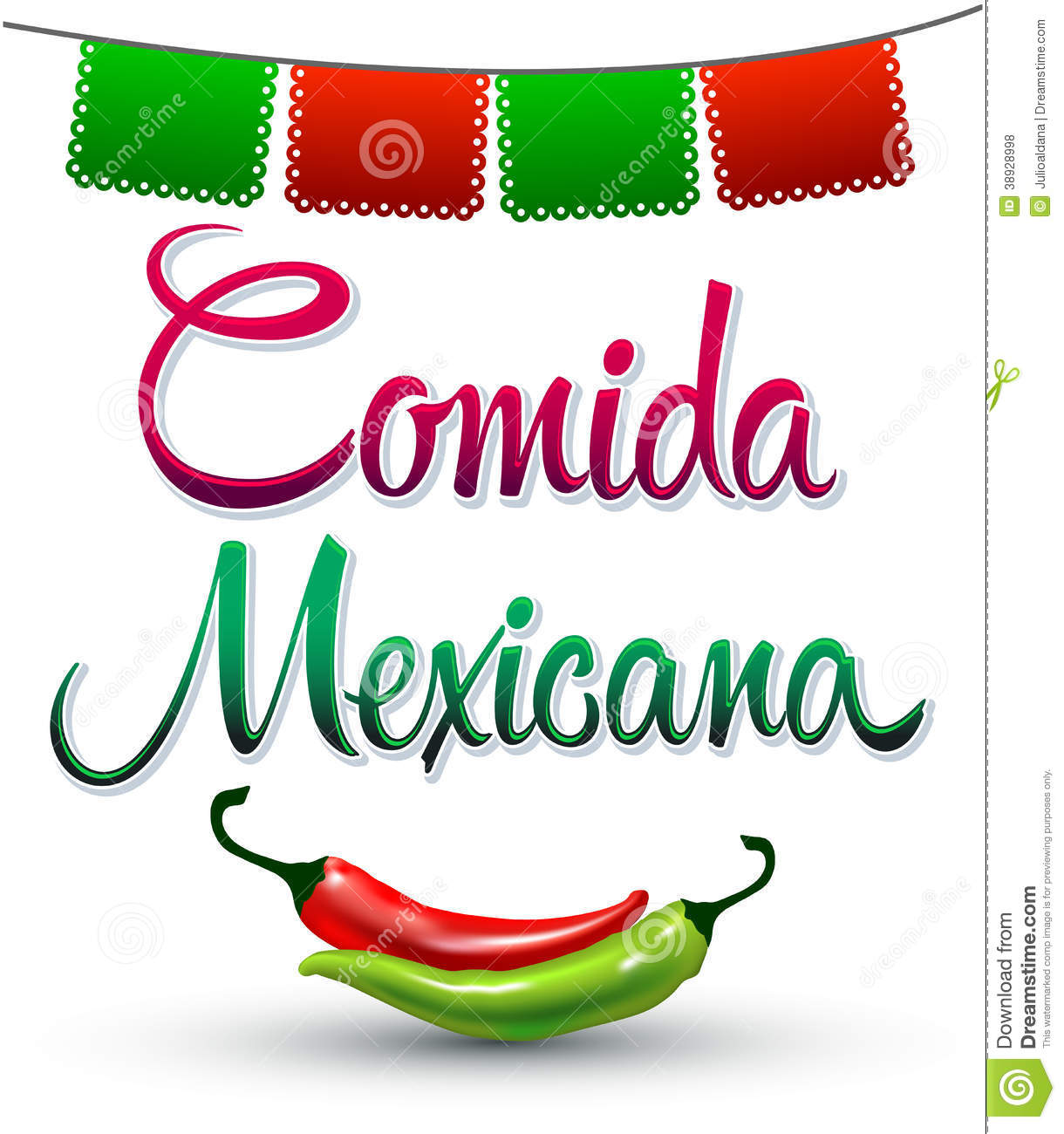 Spanish And Mexican Food