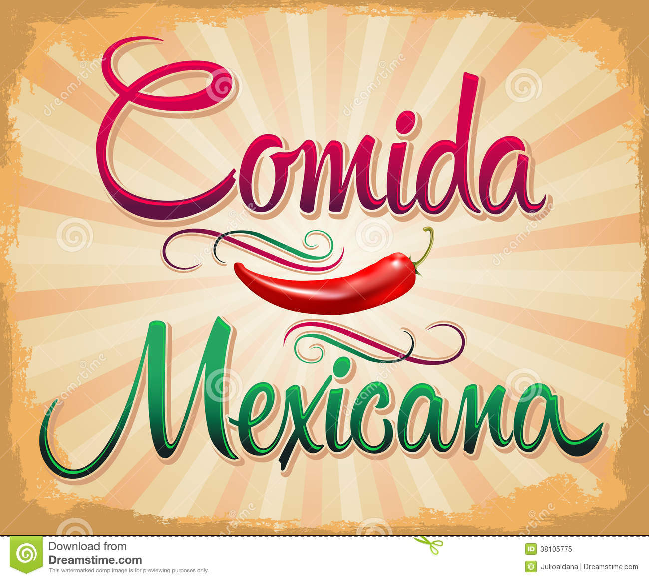 Mexican Food Spanish Text Royalty Free Stock Photo Image 38105775 - Mexican food spanish text royalty free stock photo image 38105775