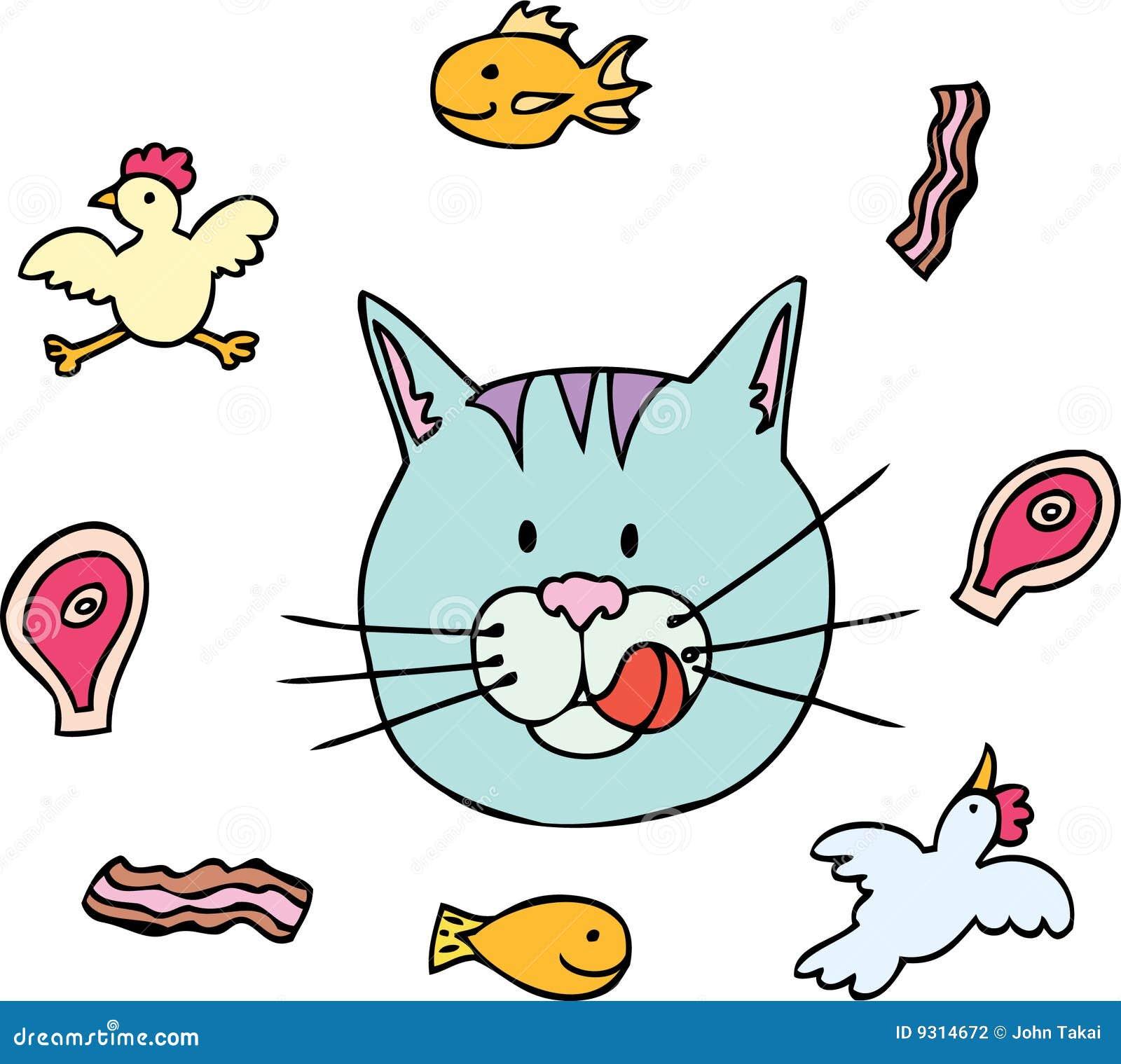Comida para gatos fotograf a de archivo imagen 9314672 - Alimento para gatos esterilizados ...