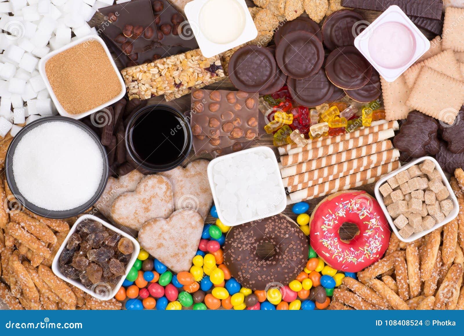 demasiada azúcar en la dieta causa diabetes