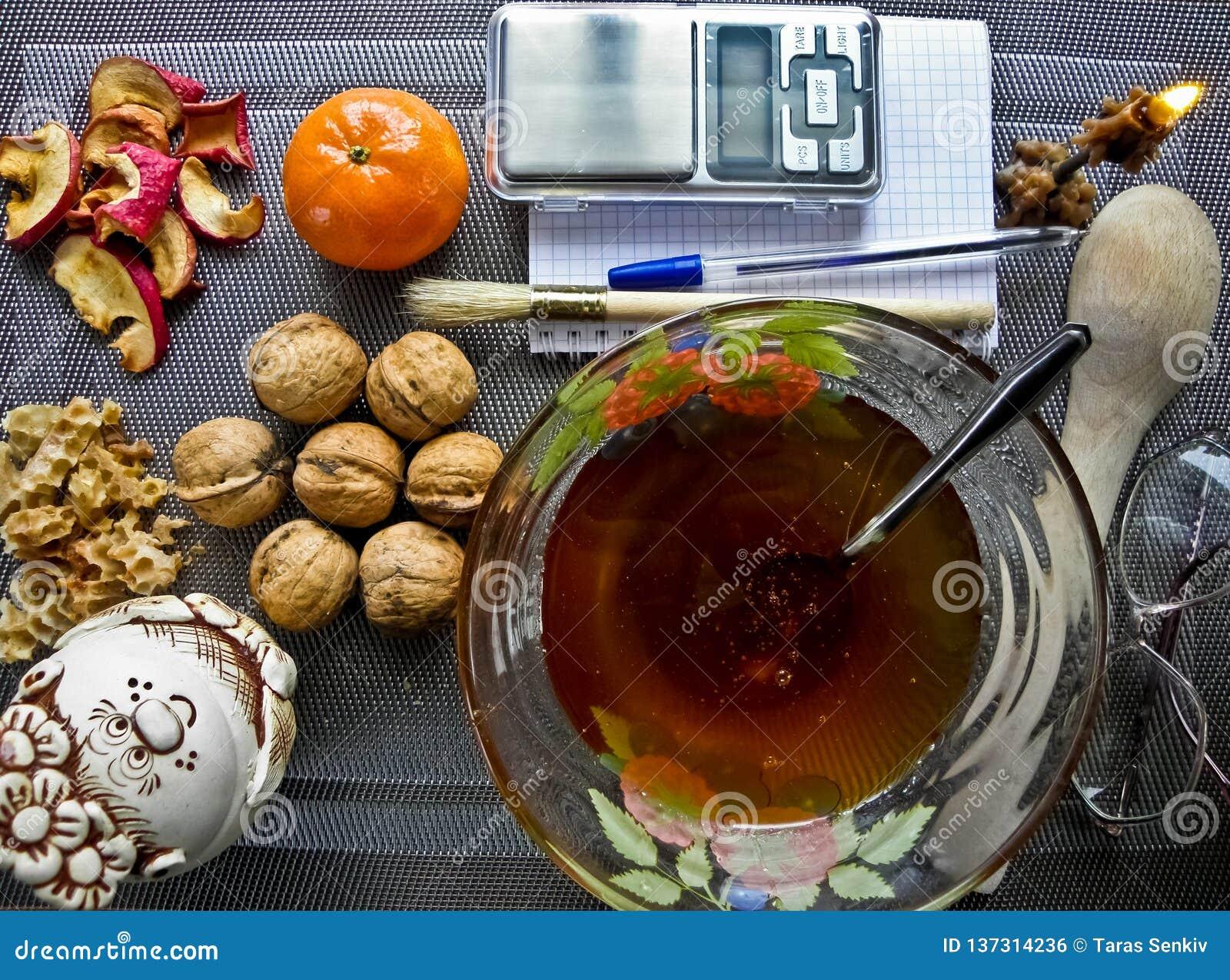 Comida sana, natural para la aptitud