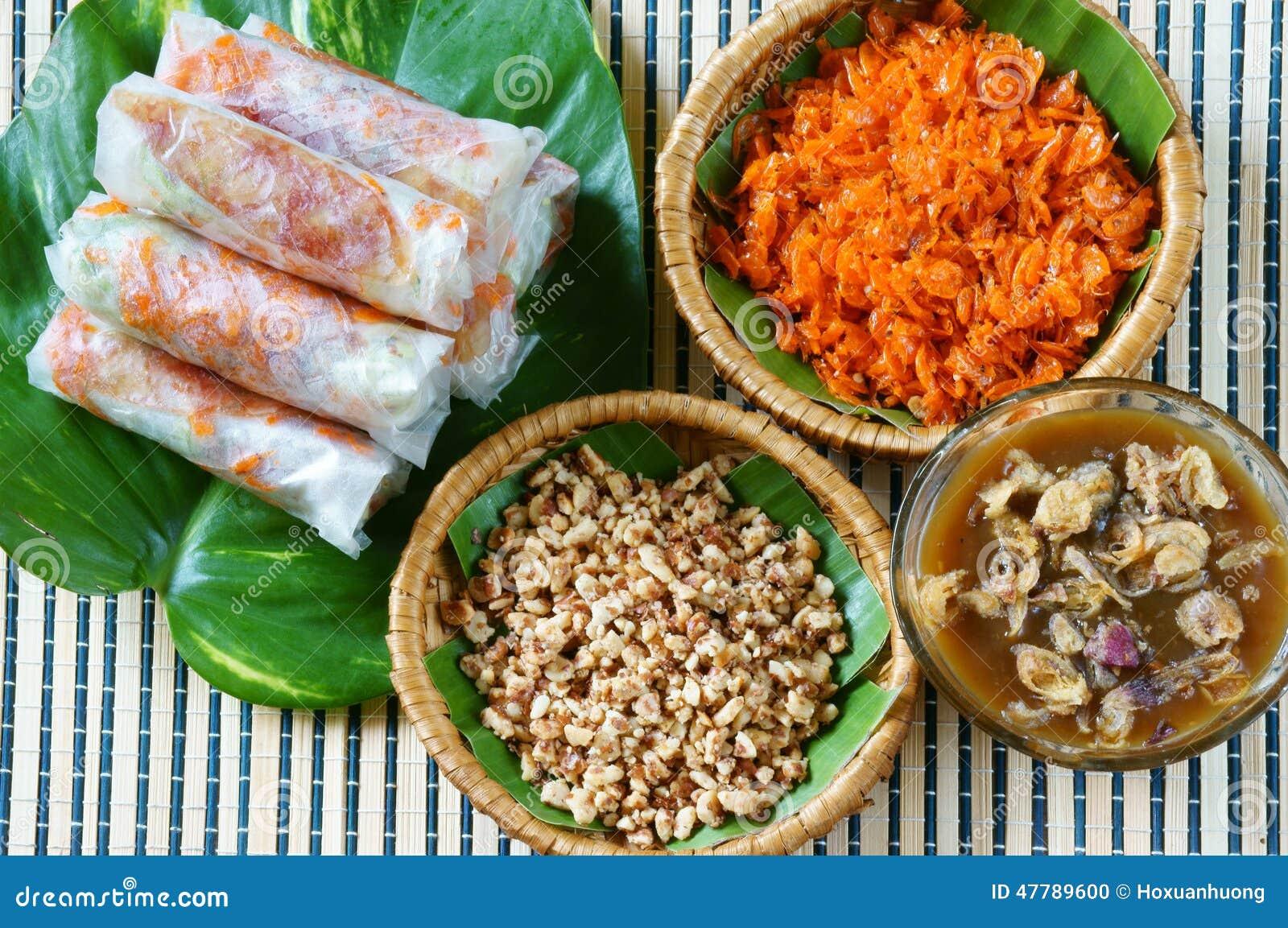 Comida vietnamita, bia de BO