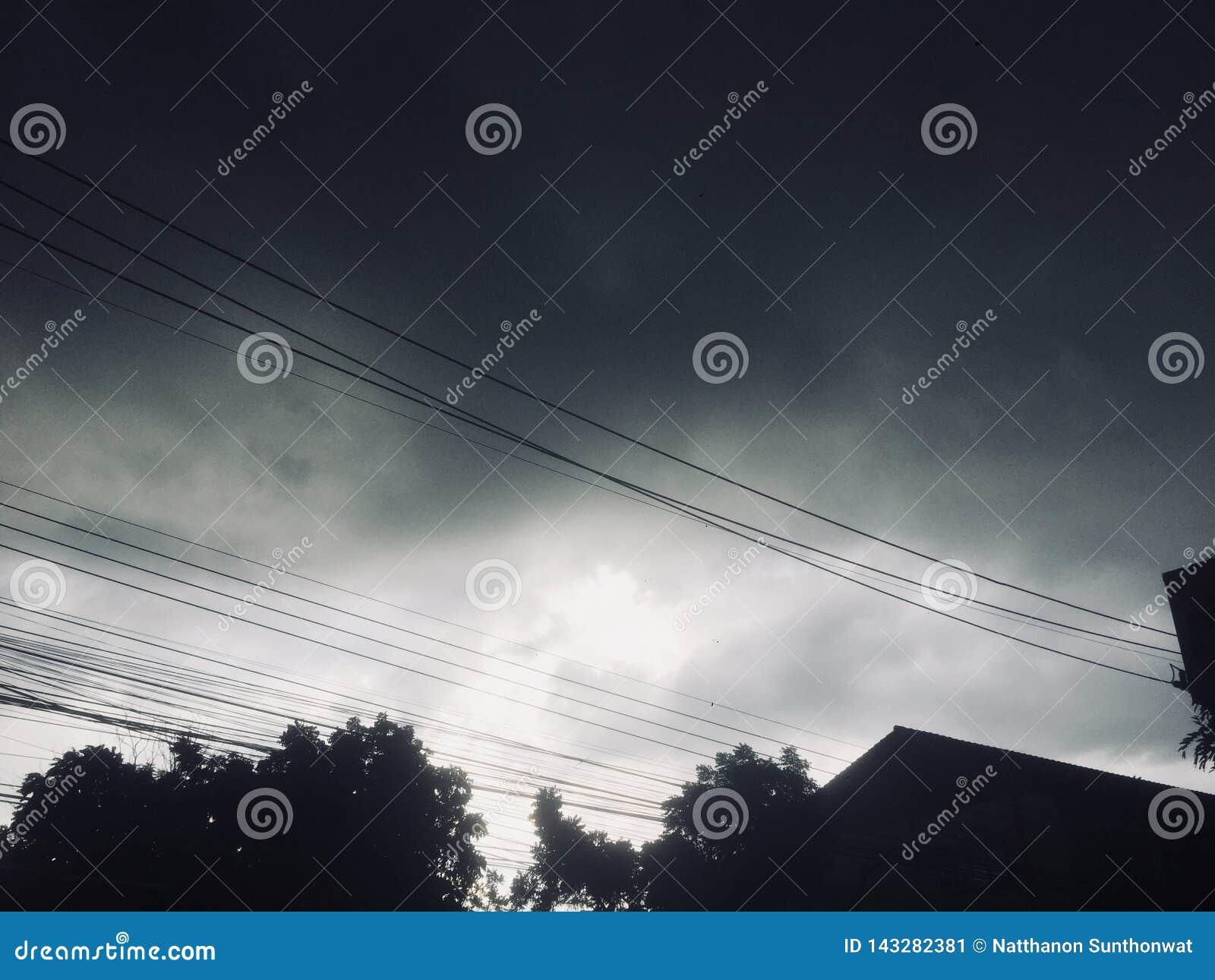 Comin da chuva