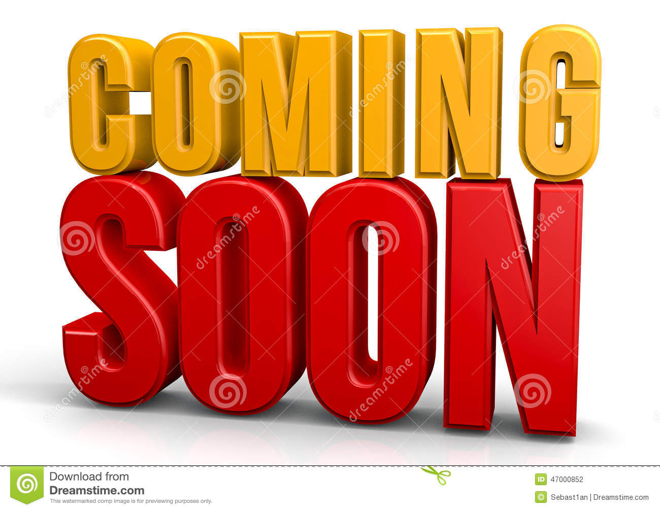 Coming Soon Sign Stock Photos, Images, & Pictures - 1,188 Images