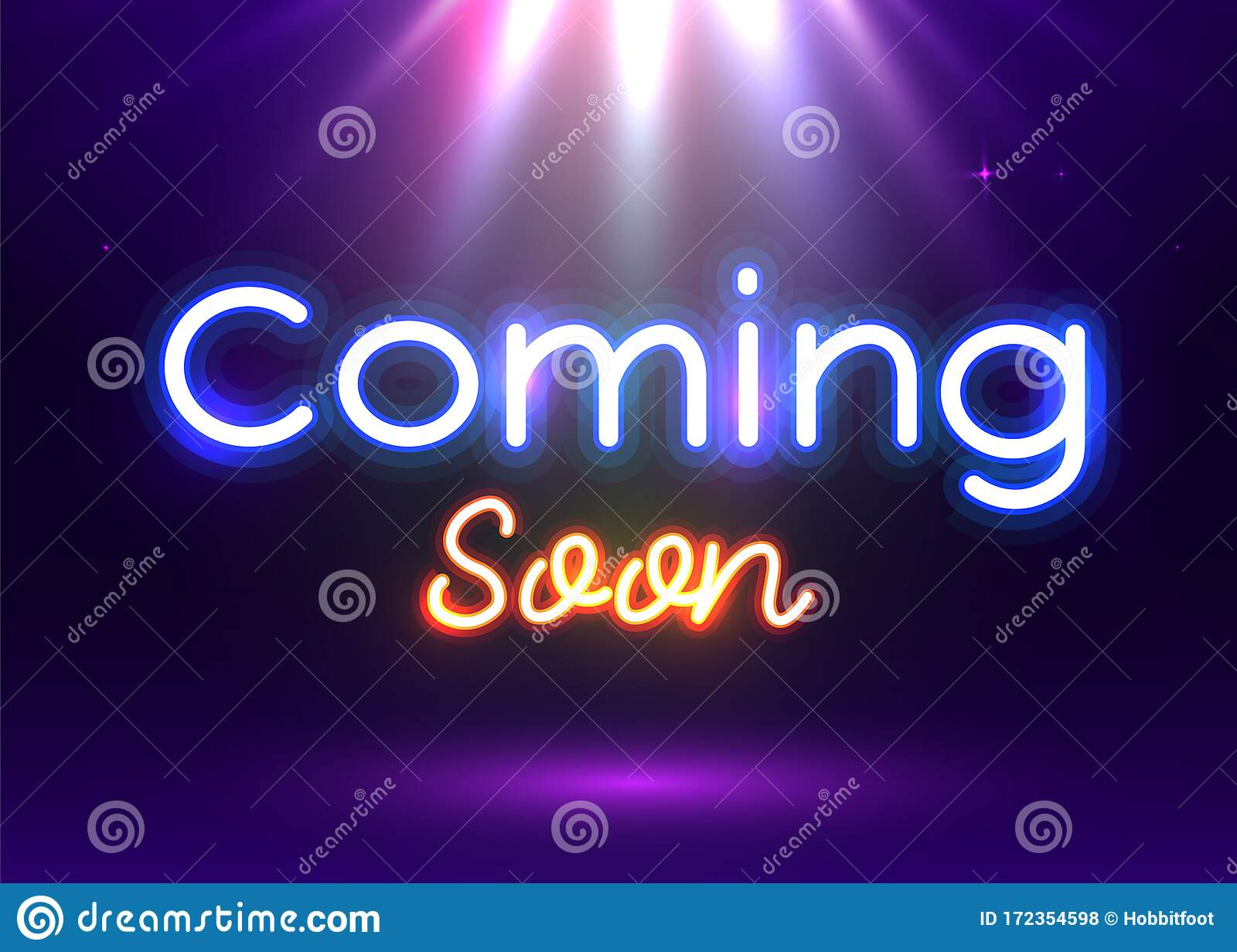 Coming Soon Neon Stock Illustrations 220 Coming Soon Neon Stock Illustrations Vectors Clipart Dreamstime