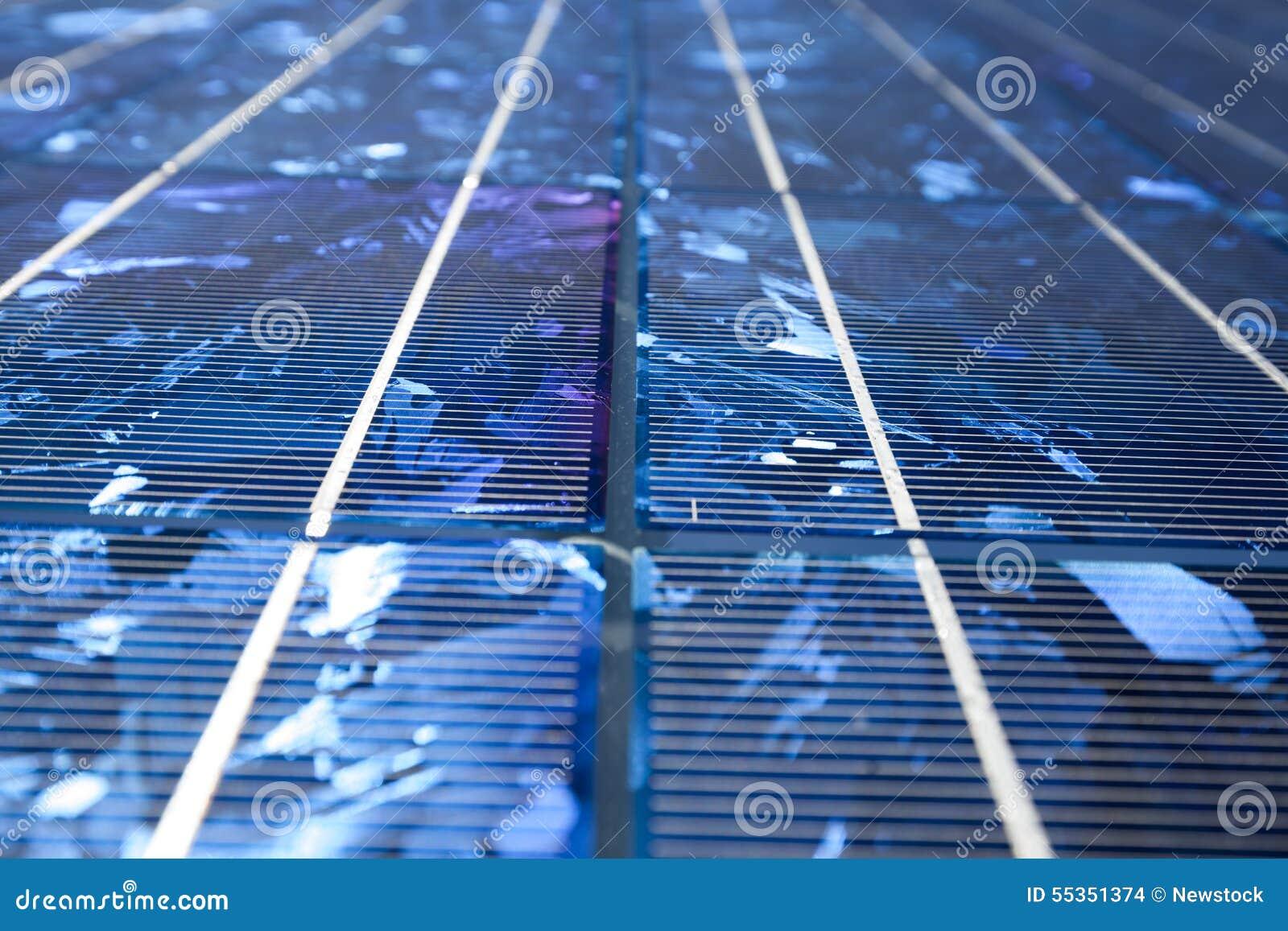 Comitato solare blu