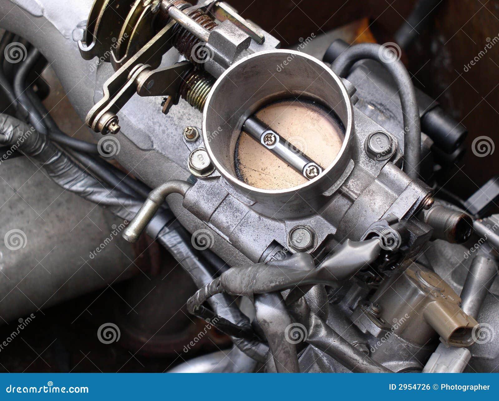 Commande de puissance de pièces de moteur