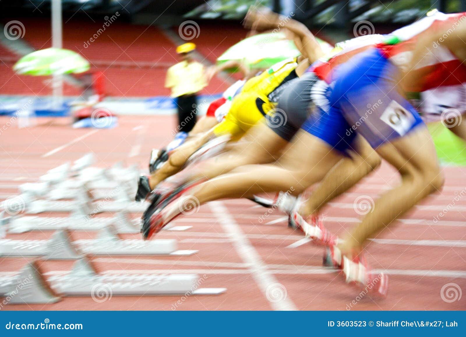 Commencer d athlètes