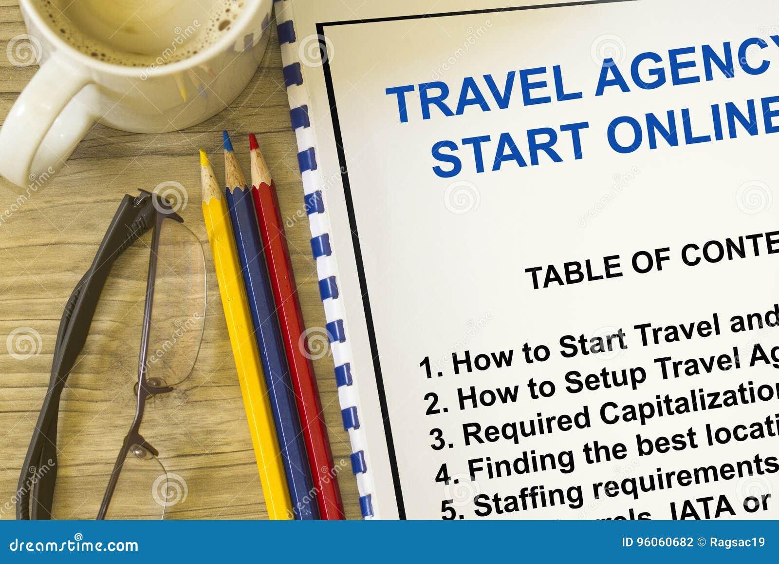 Comment commencer des affaires d agence de voyages