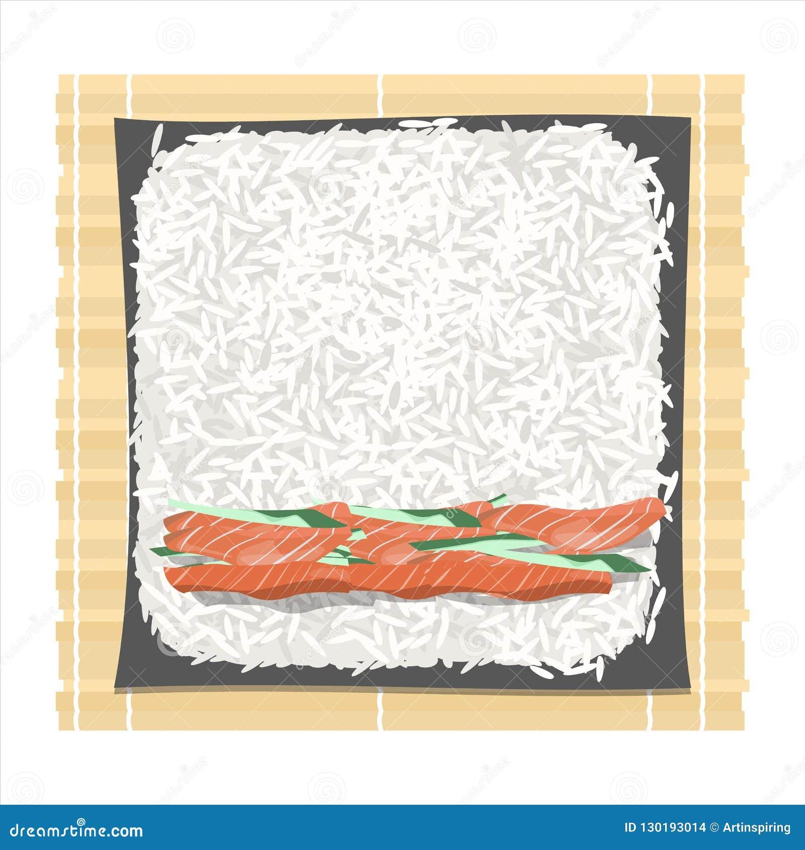 Comment faire des petits pains de sushi à la maison