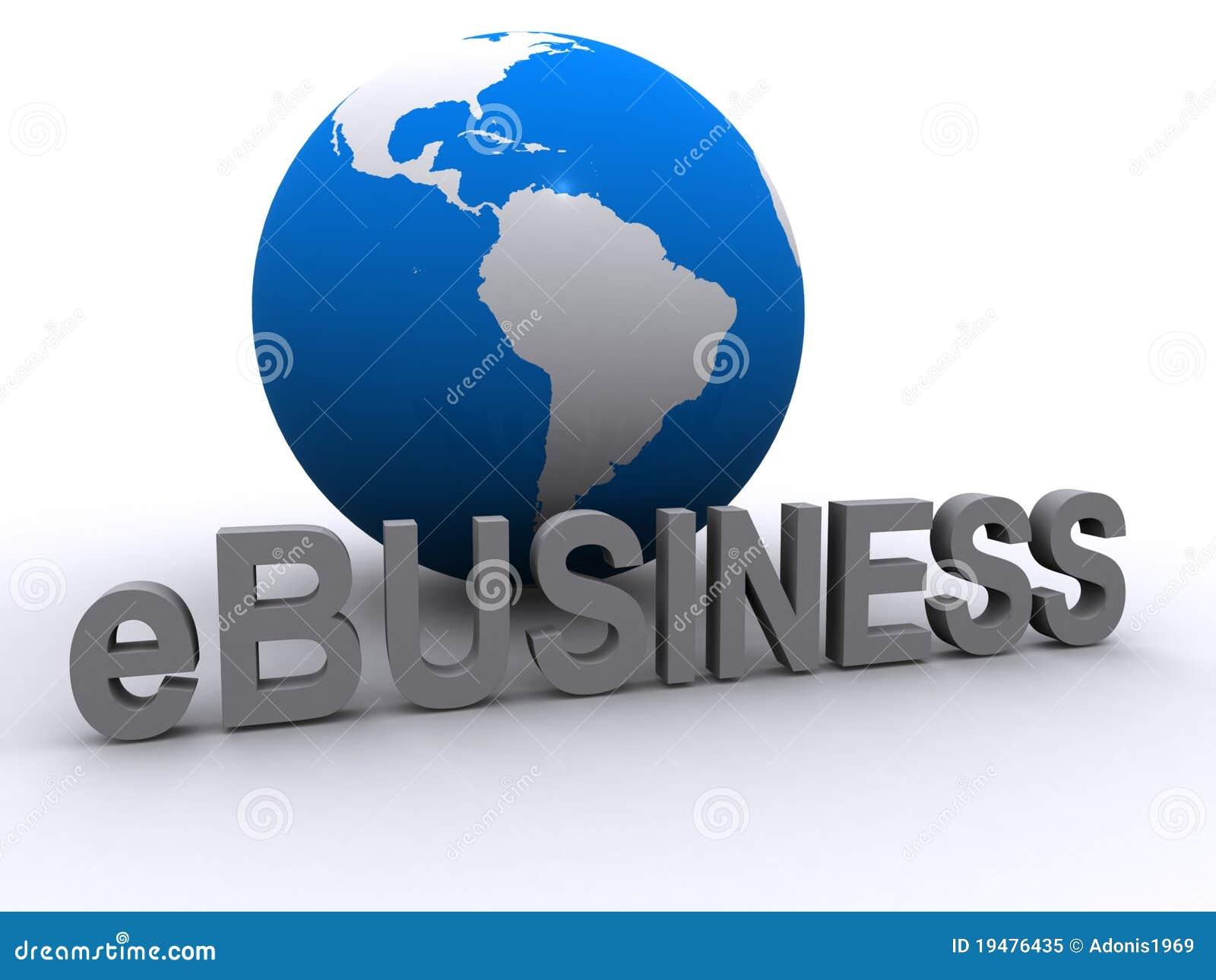Commerce électronique global