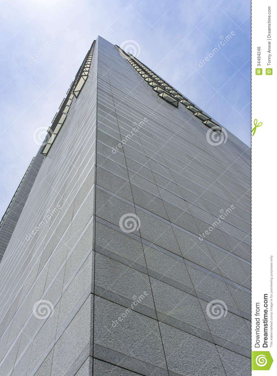 Commercial Building Stock Photo Image Of Granite Wall