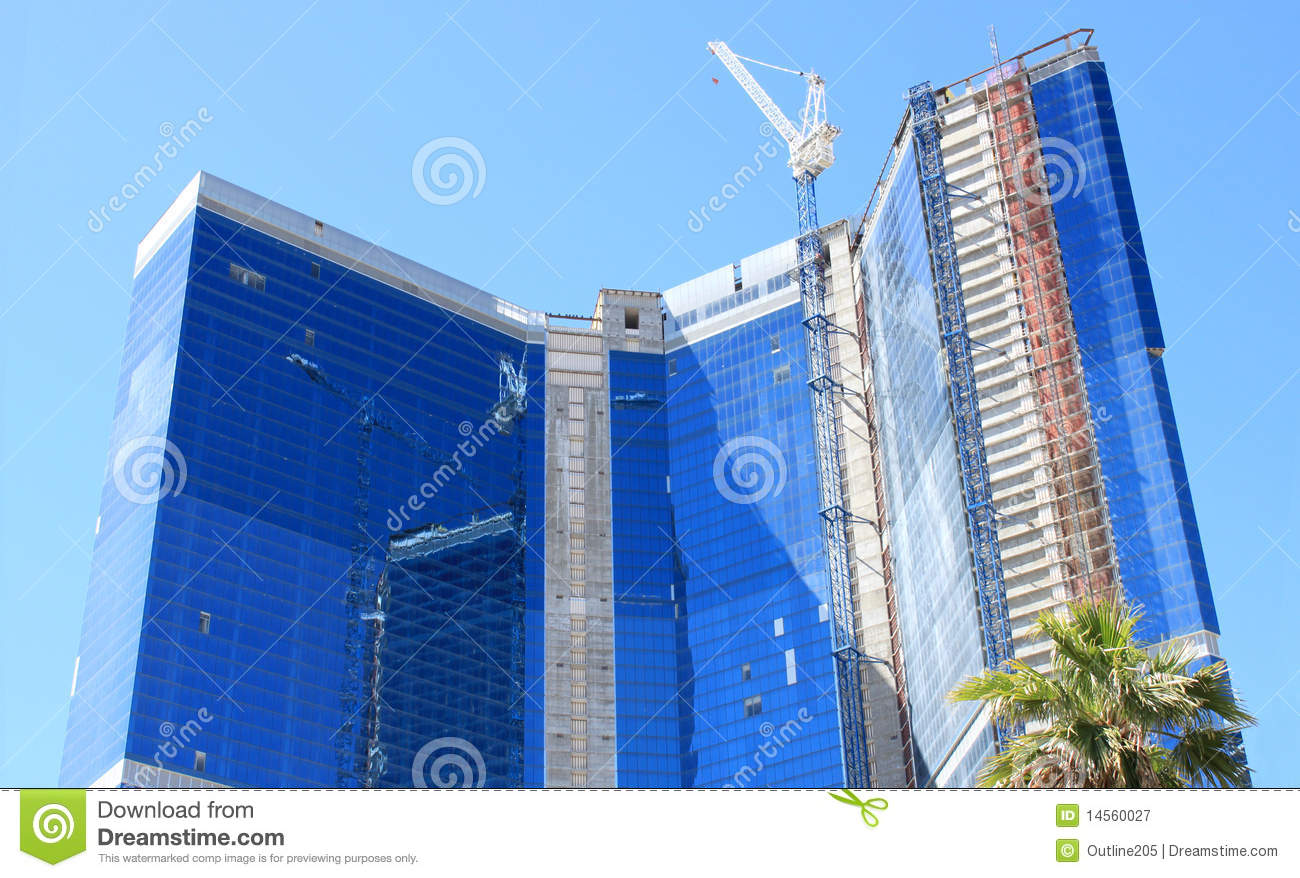 Best Places To Buy Home Decor Commercial Building Under Construction Royalty Free Stock