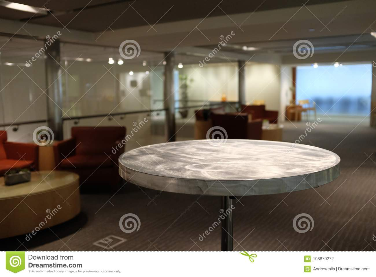 Marvelous Commercial Business Lobby Waiting Area Stock Photo Image Pdpeps Interior Chair Design Pdpepsorg