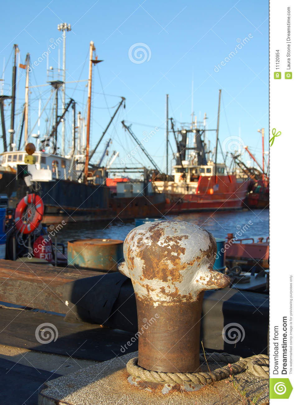 Commercial fishing boats stock images image 11120954 for Mass commercial fishing