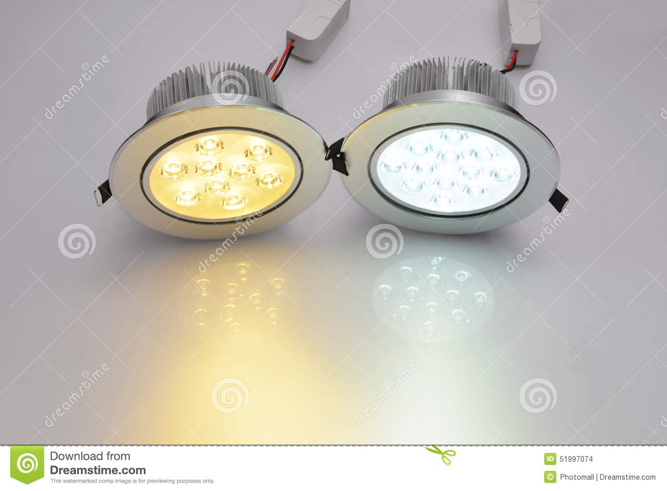 commercial led lamp