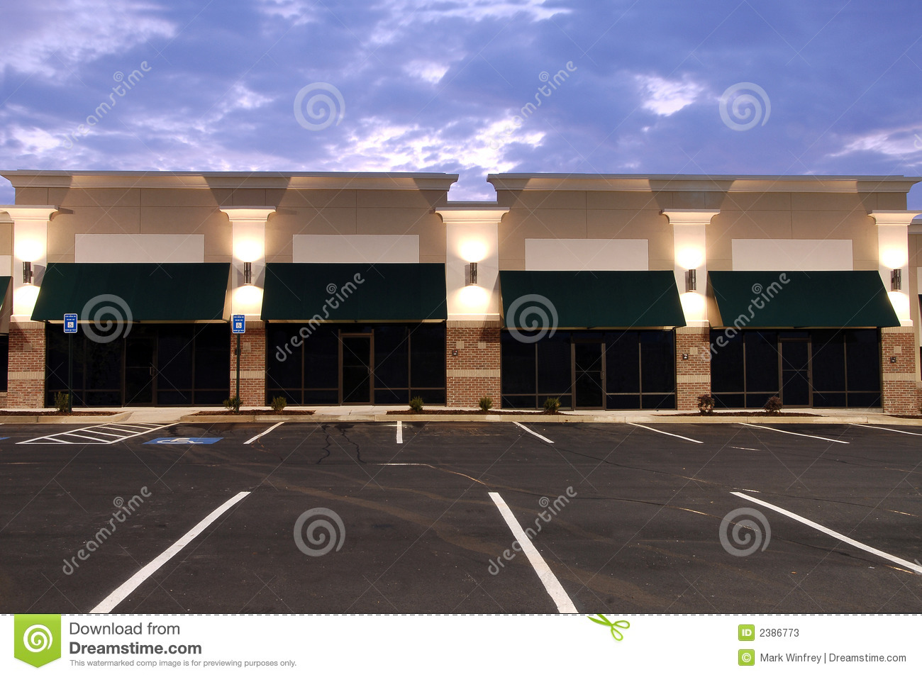 Commercial space for lease stock photos image 2386773 - Small commercial rental space photos ...