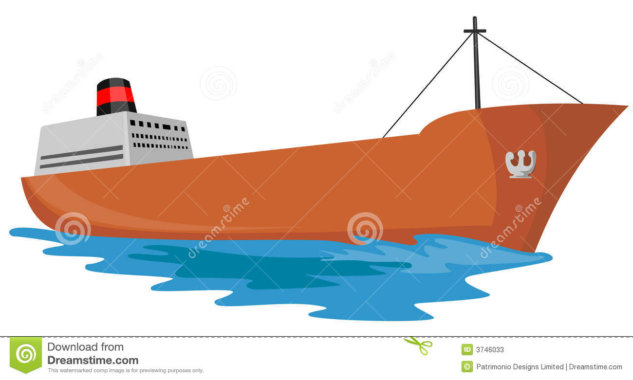 clipart container ship - photo #25