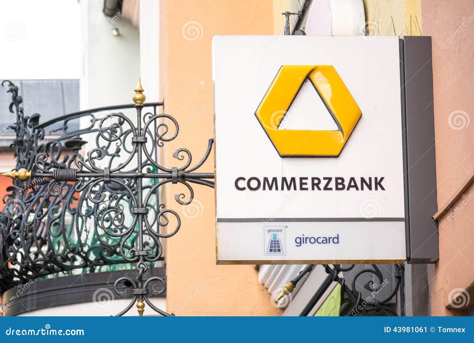 Commerzbank firma