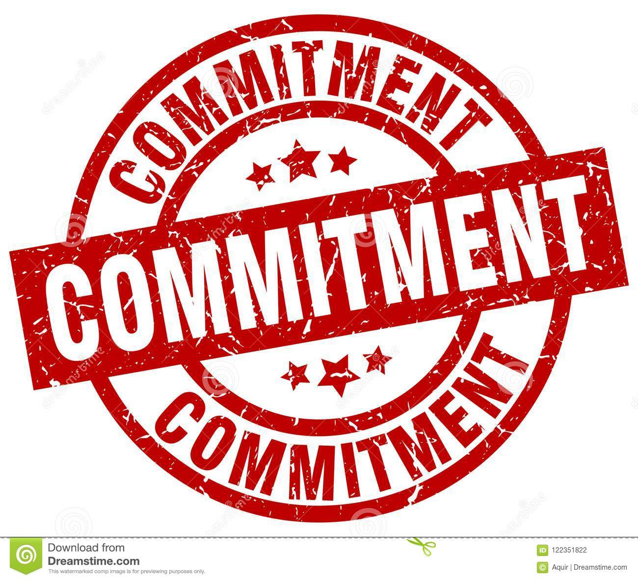 commitment stamp