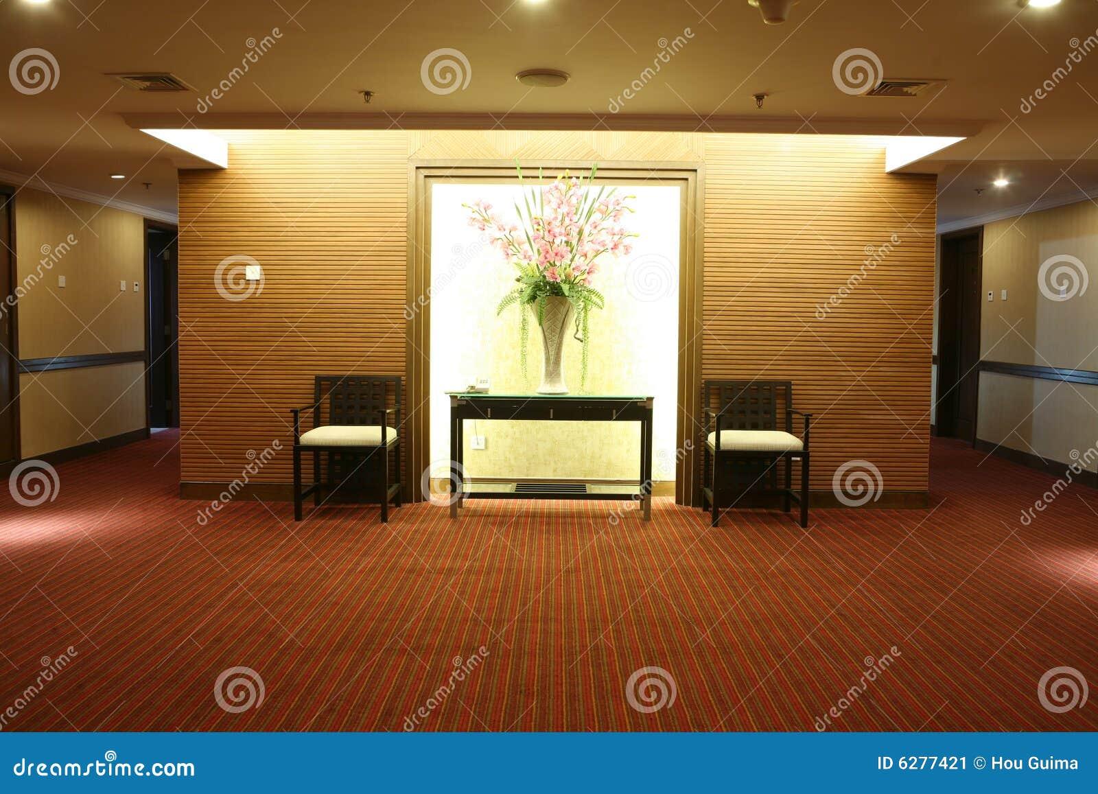 Commodious гостиница корридора