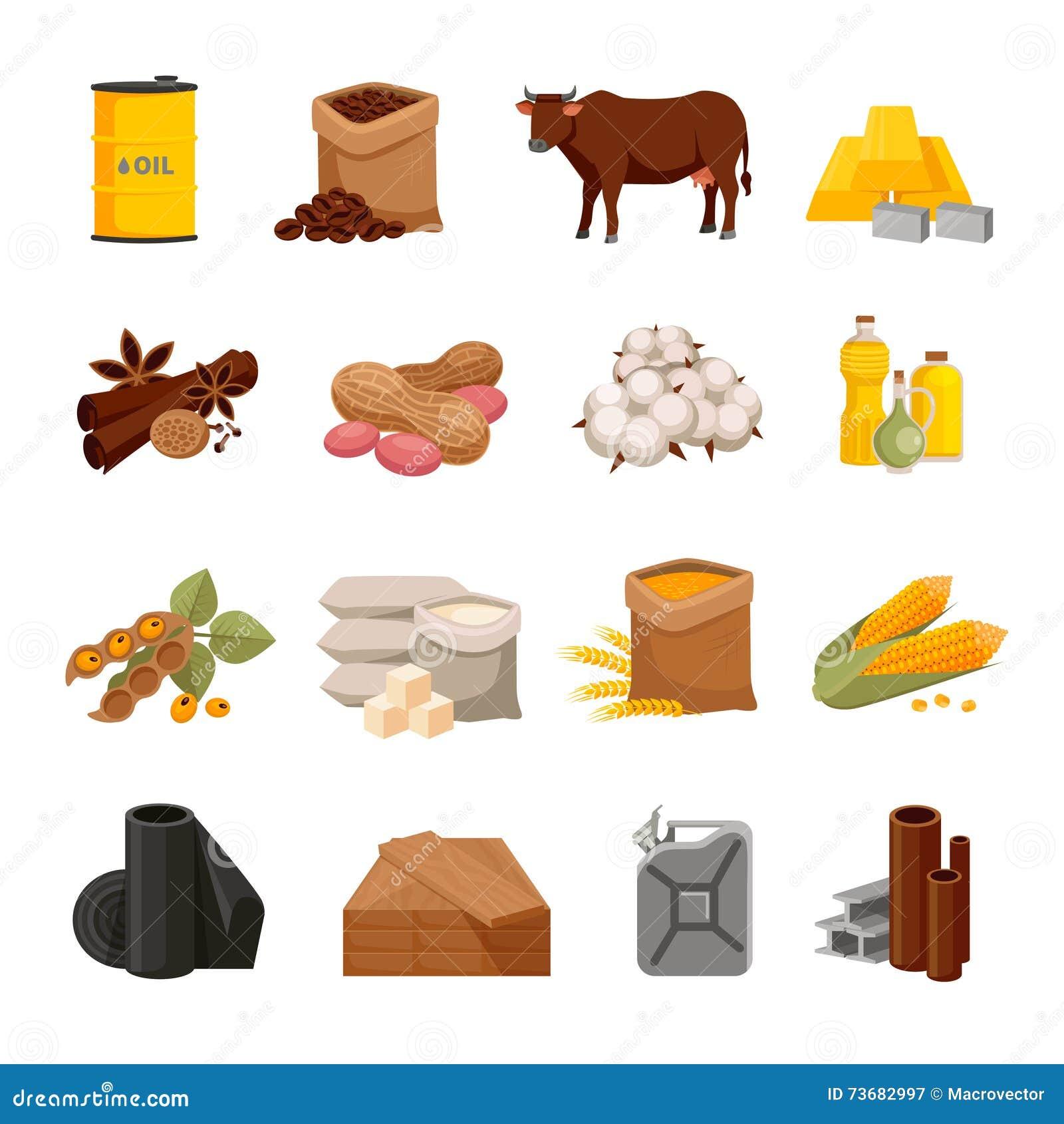 Top stories in Commodities