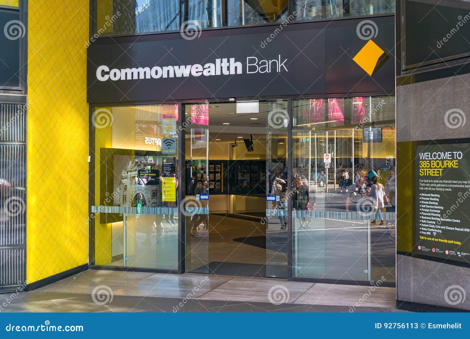 commonwealth bank branches cbd melbourne