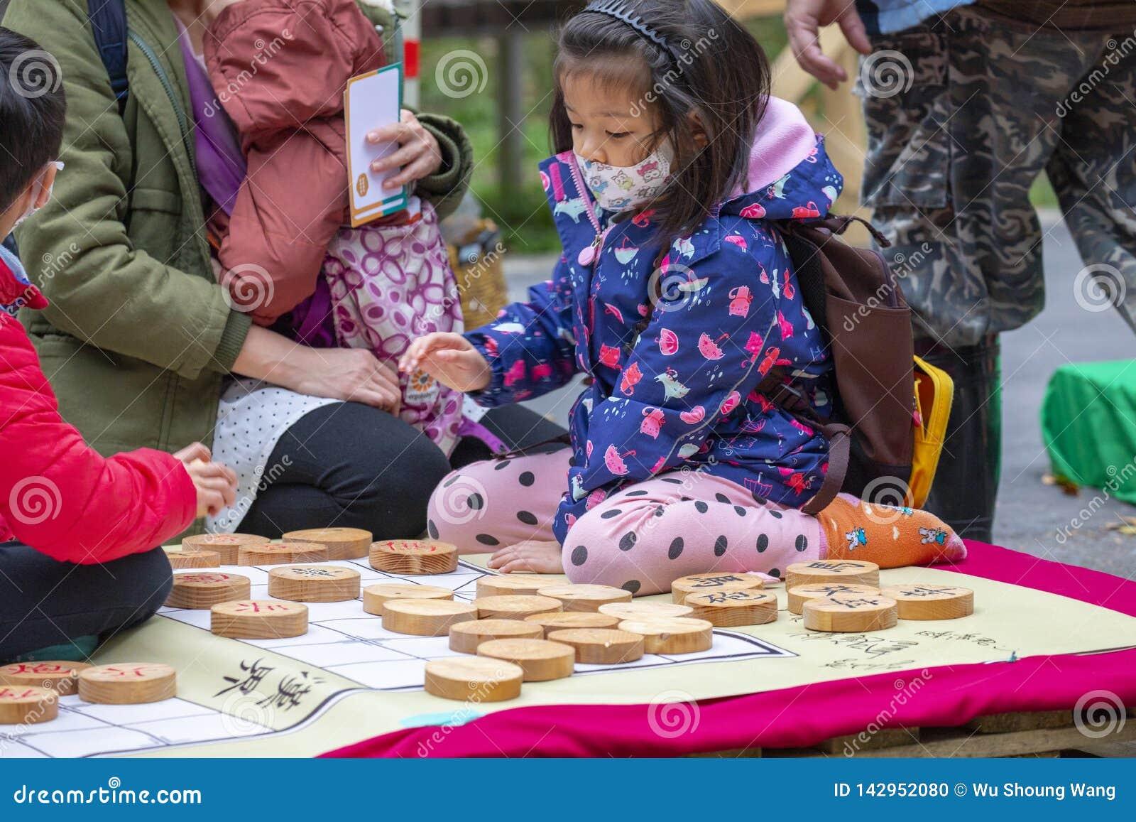 Communautair Activiteitencentrum, Limin-Recreatie, de Nieuwe Taipeh Stad van Taiwan, het Levensfestival