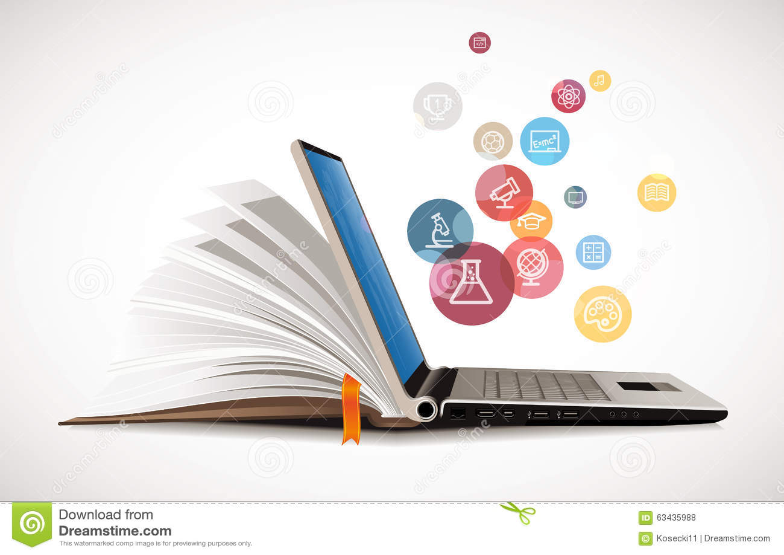 Communication informatique - apprentissage en ligne