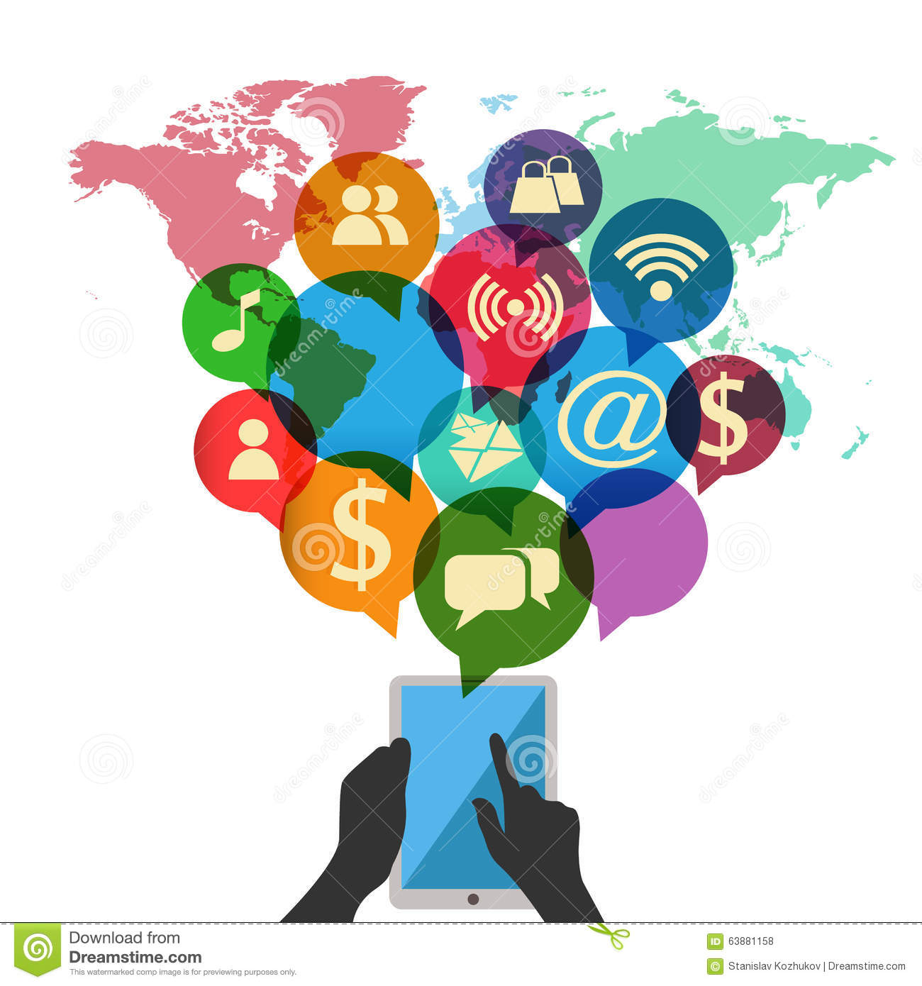 communication in a modern world We address you, dear brothers and sons, as world communications day, which  will be  which form one of the most characteristic notes of modern civilization.
