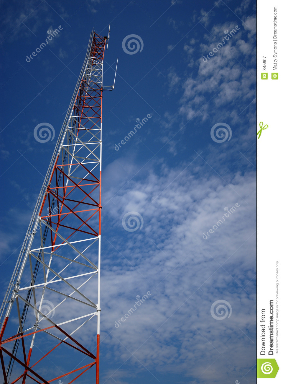 Communications Tower 1