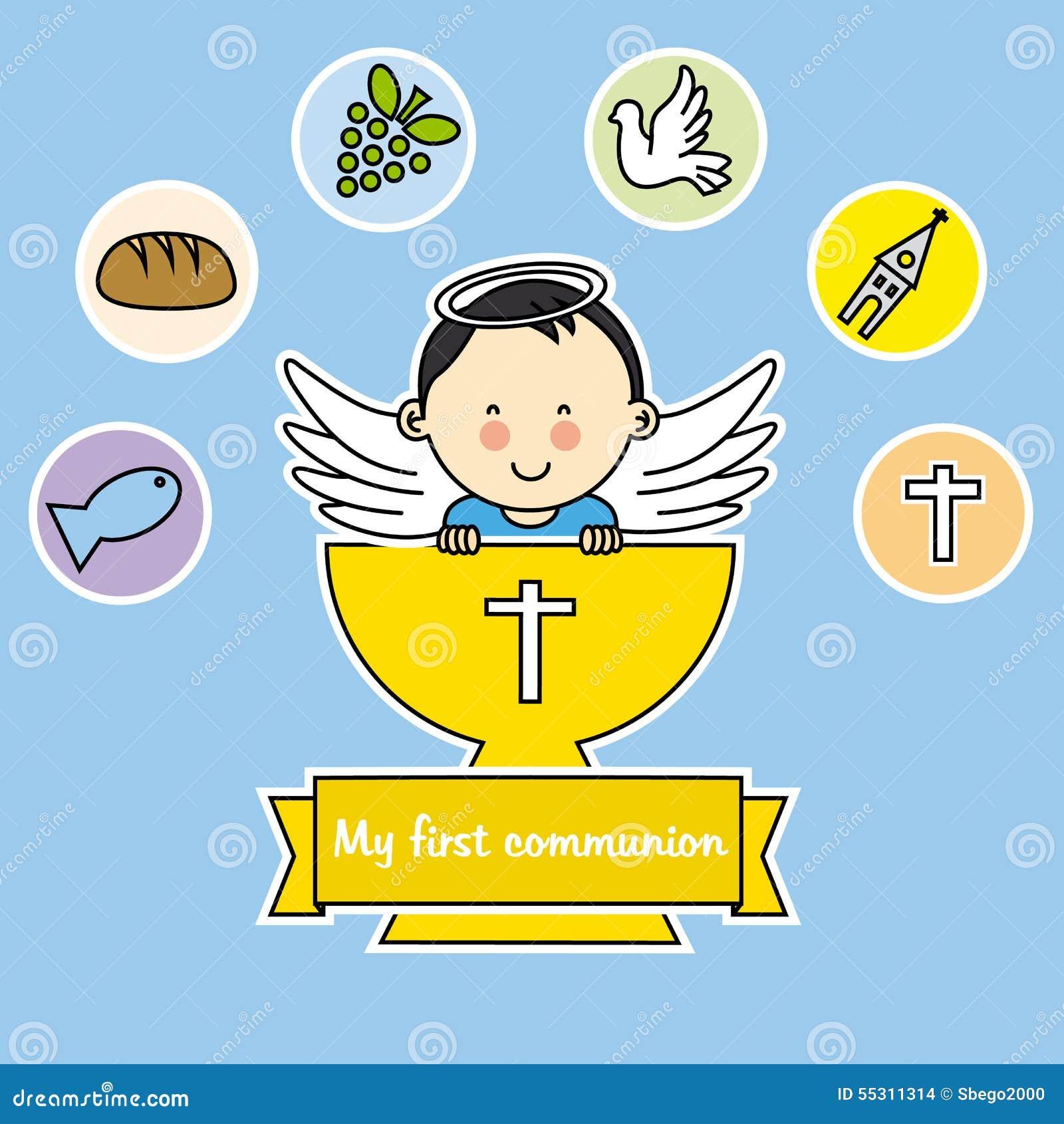 Communion boy