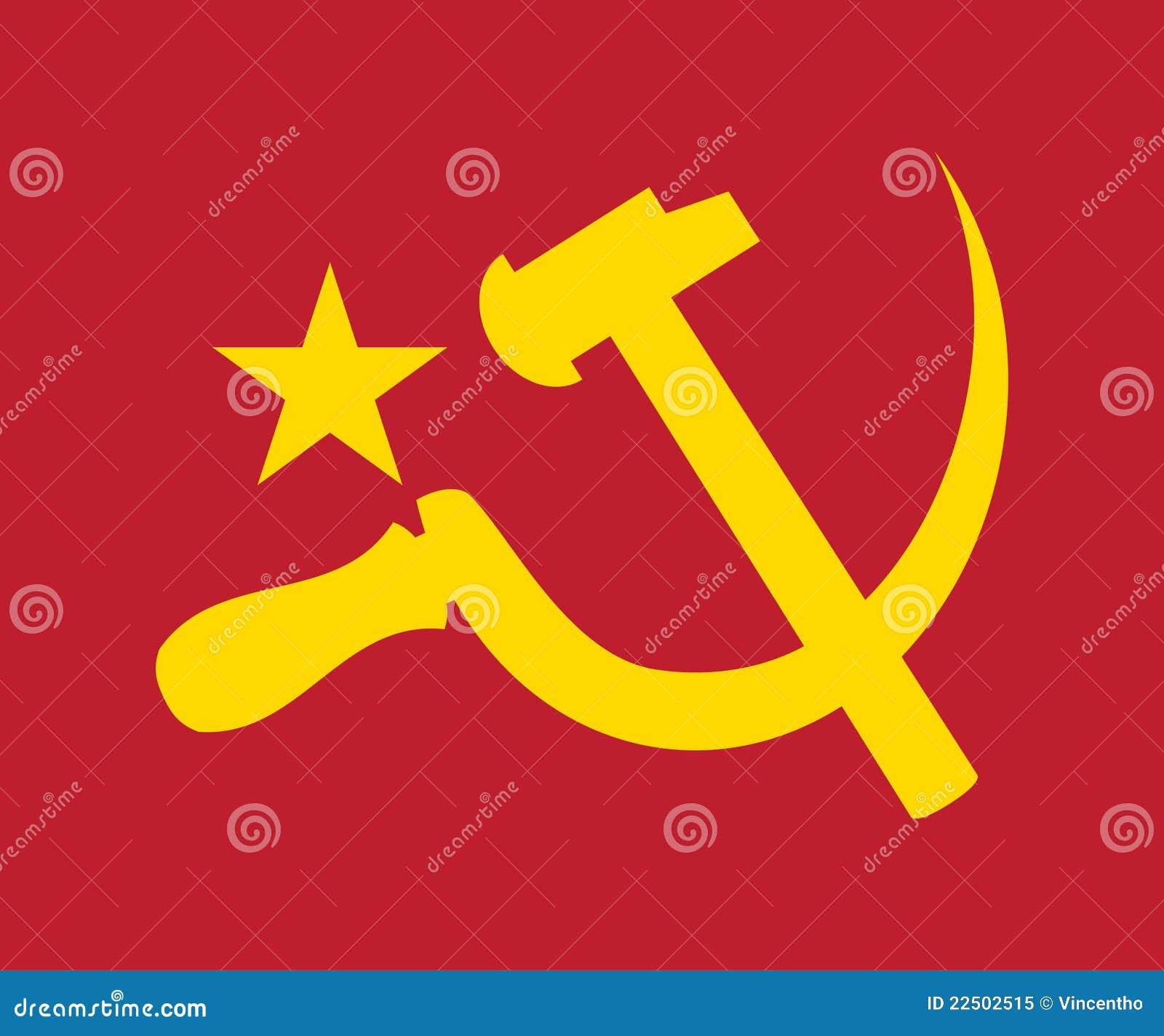 Communist Symbol Star The symbol of Communism-