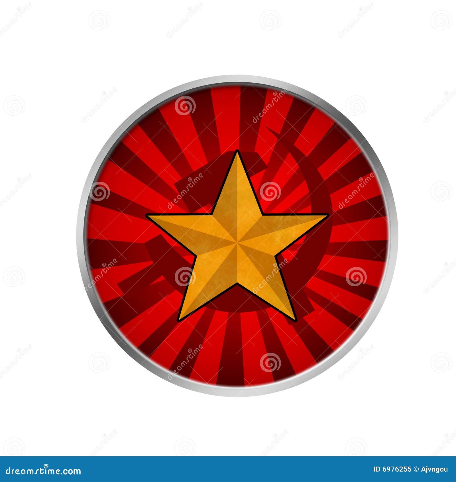 Communist Symbol Star Communism symbol