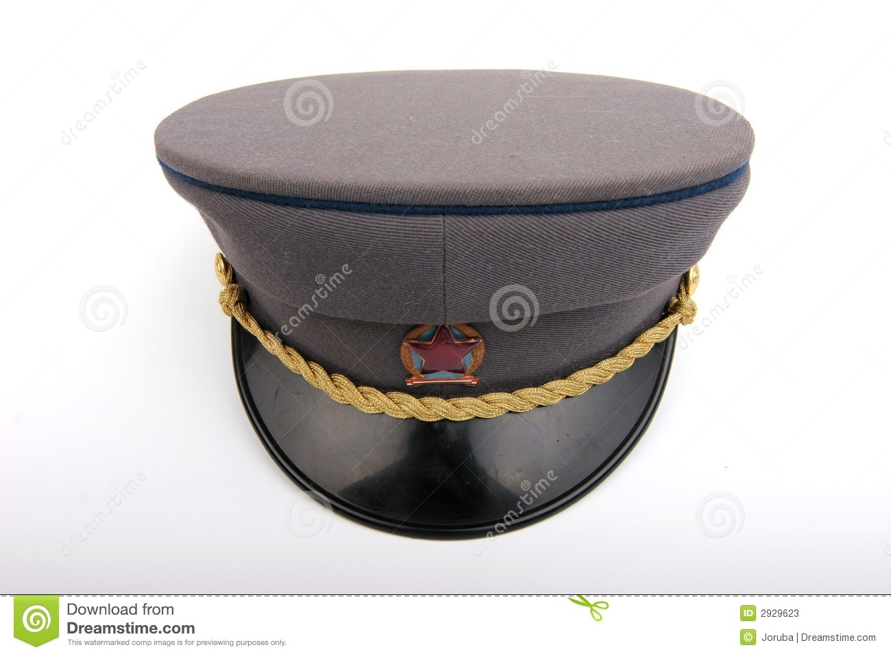 54ab90a0b Communist cap stock image. Image of chief, communist, soldier - 2929623