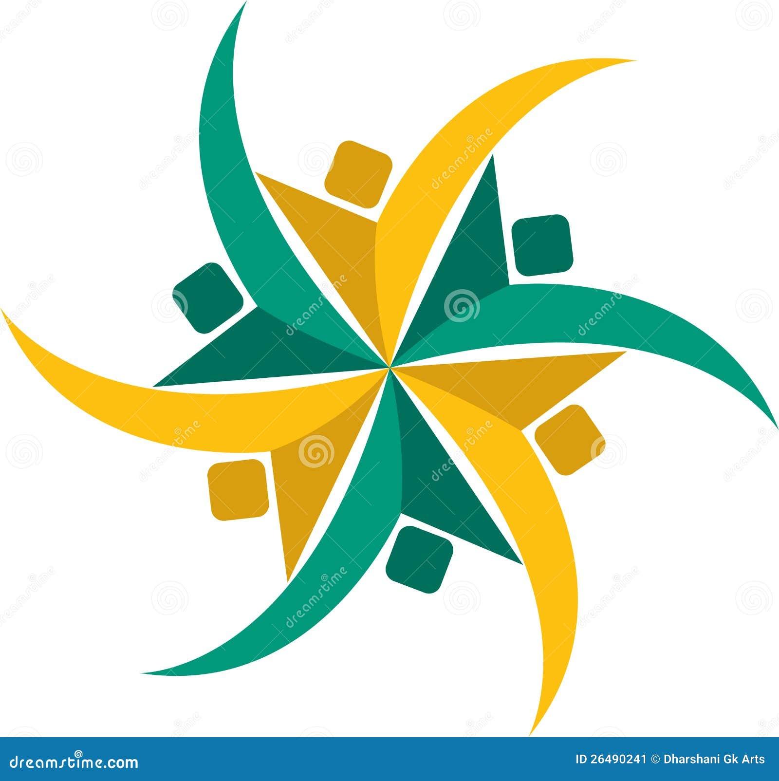 Community Logo Stock Image - Image: 26490241
