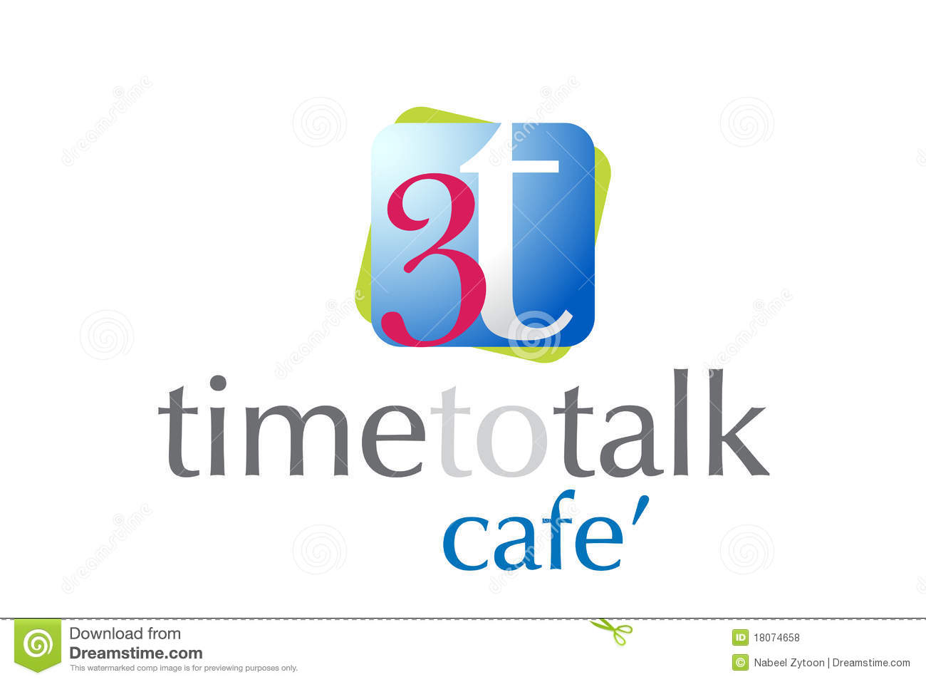 Logo Design for Community Activities, Cafe', coffee shop, Internet ...