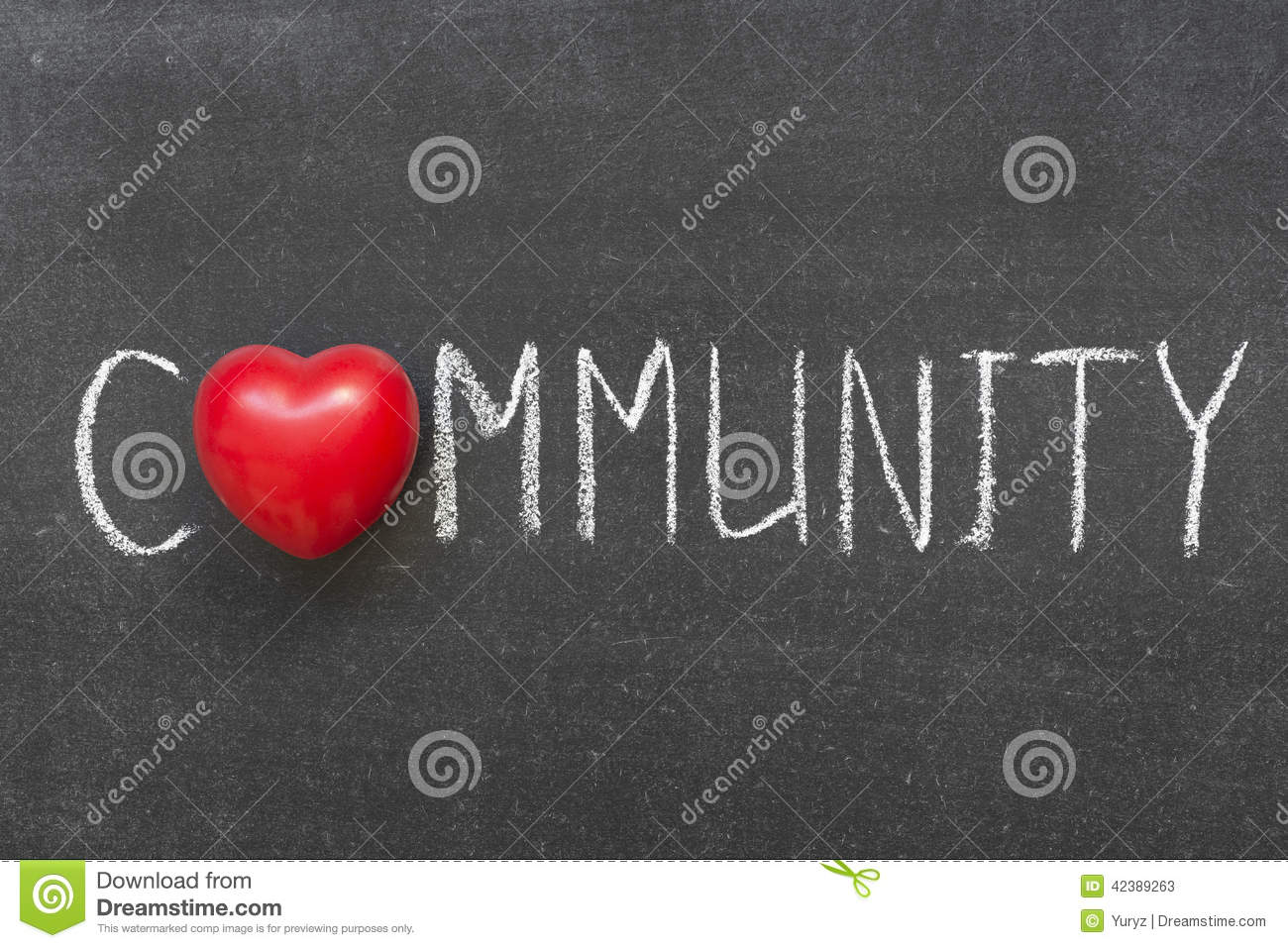 Stock Photo: Community: www.dreamstime.com/stock-photo-community-word-handwritten...