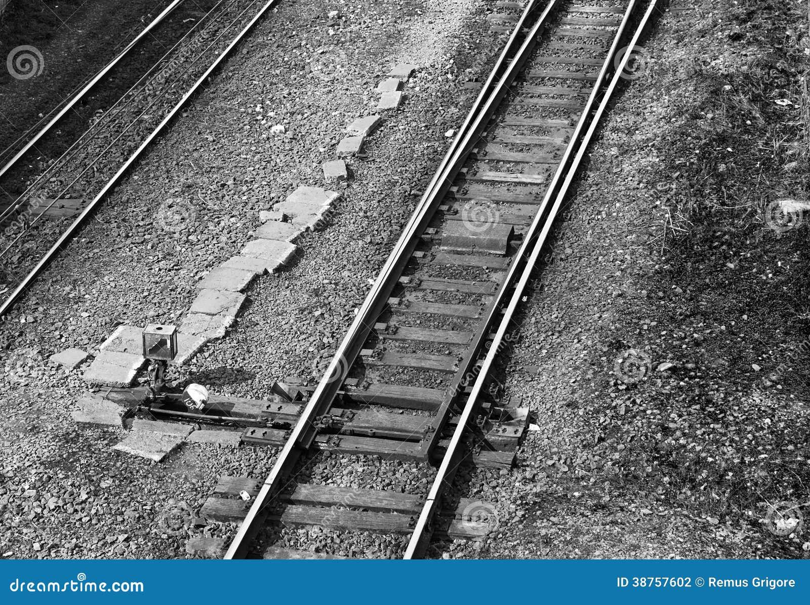Commutateur de rail