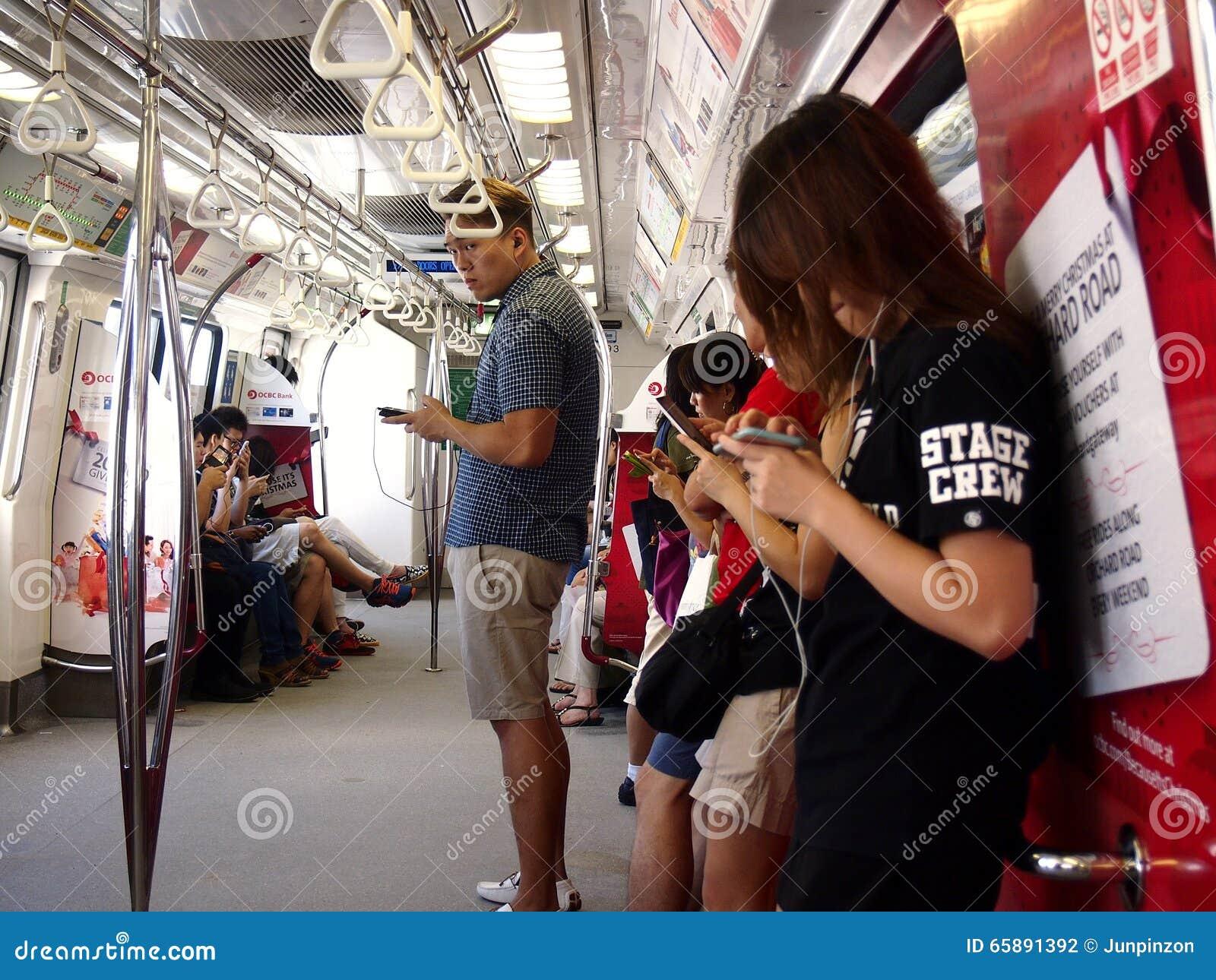 Updating passenger