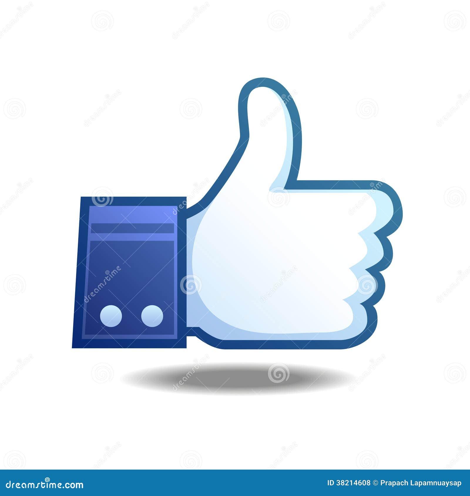 Como icono Facebook Like Icon Png Transparent