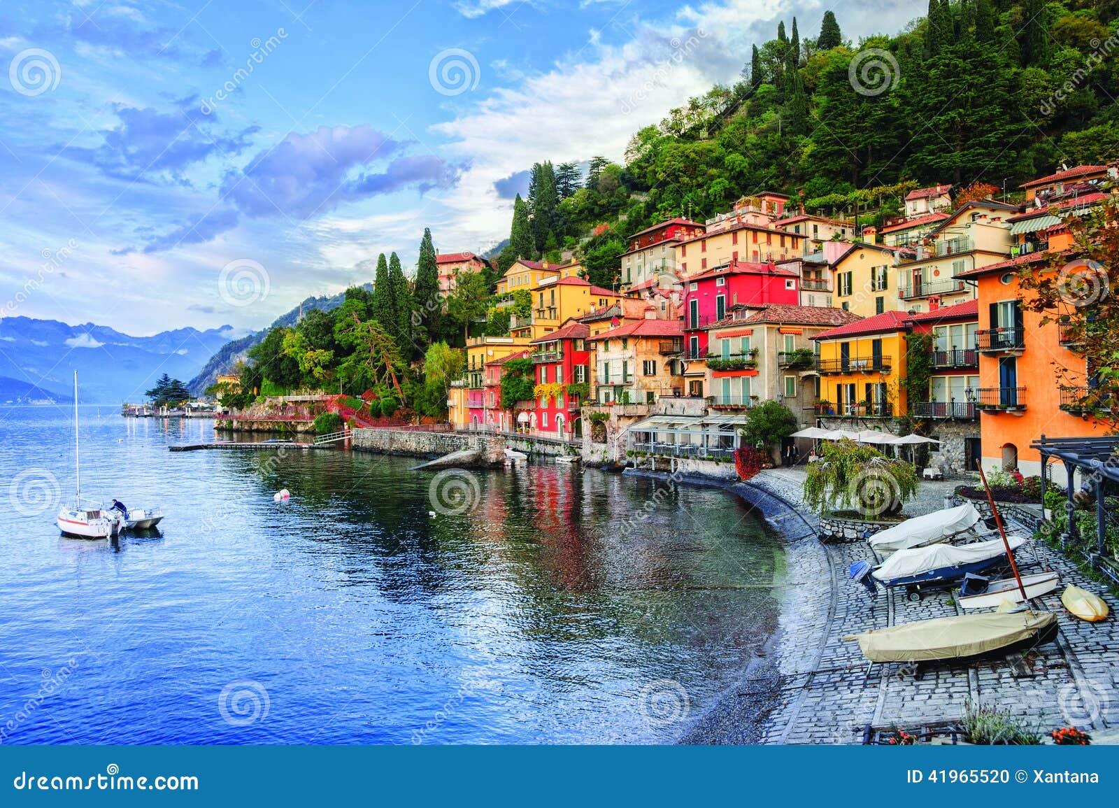 Como See, Italien