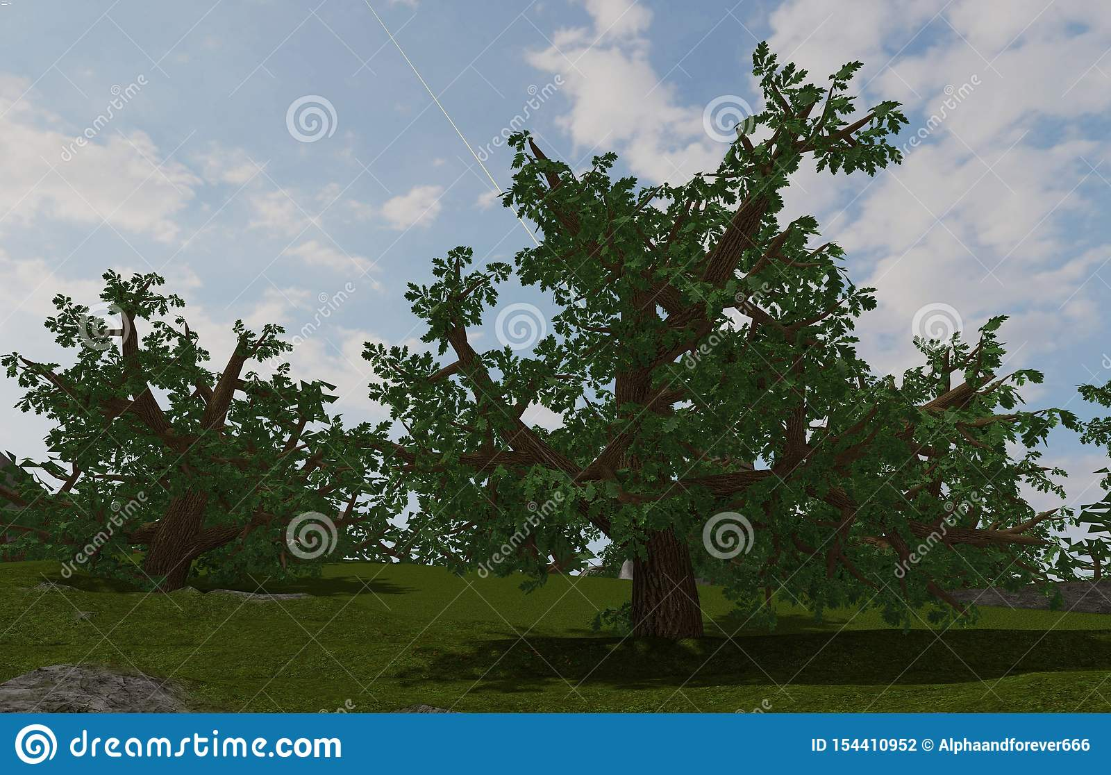 Comp树