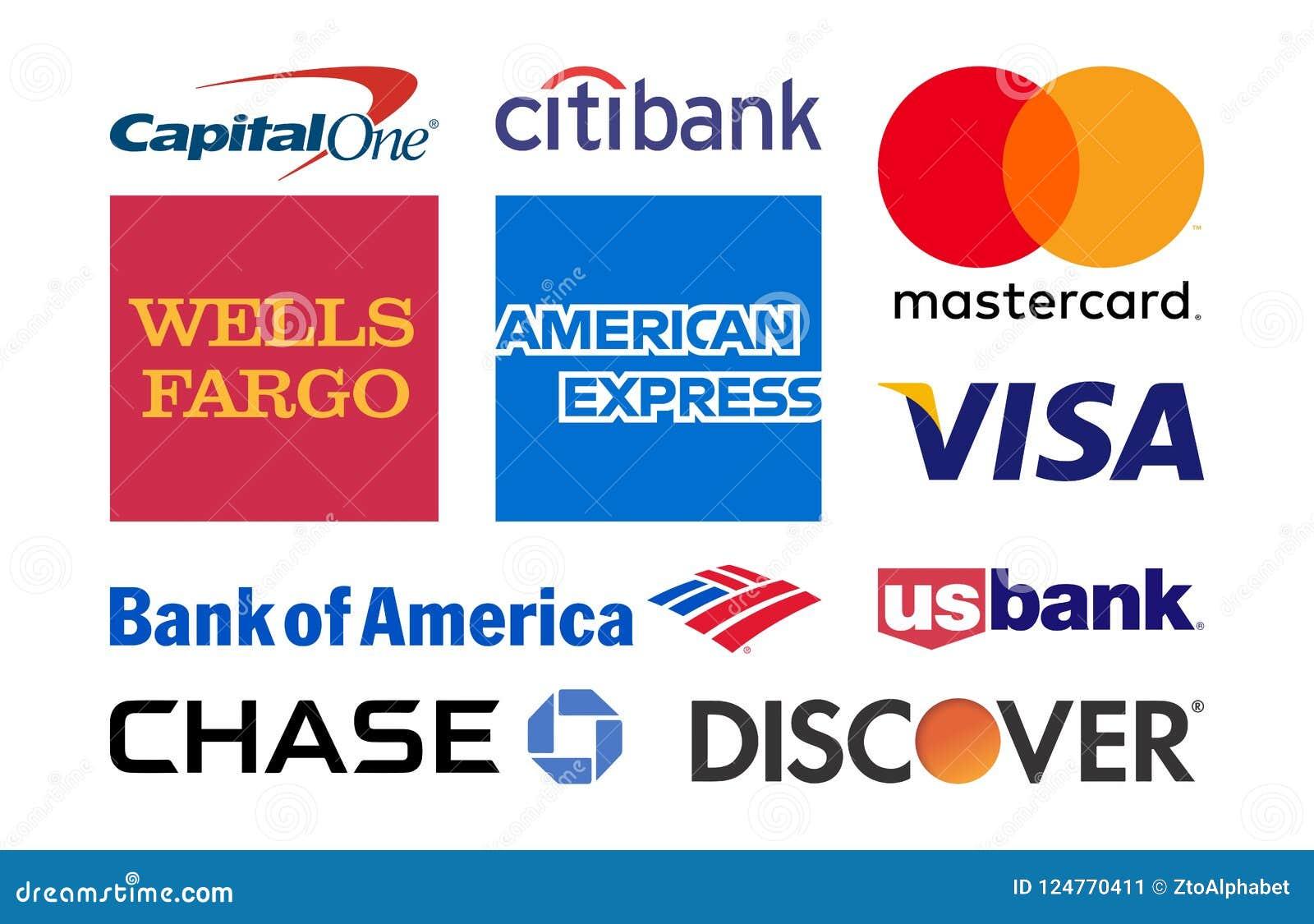 Compañías de tarjeta de crédito