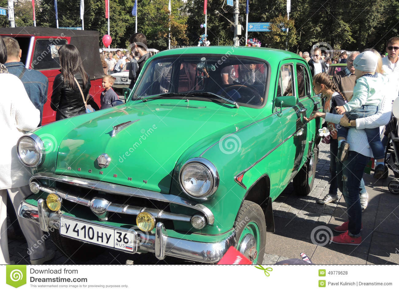 compact all wheel drive car moskvitch 410 based on moskvitch 402 editorial stock photo image. Black Bedroom Furniture Sets. Home Design Ideas