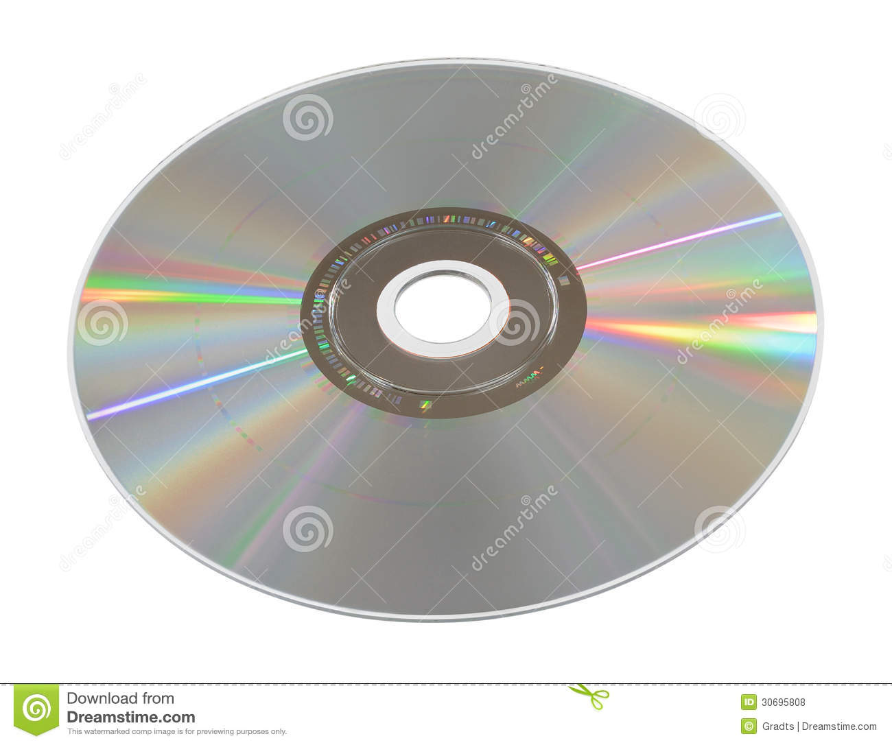 Compact Disc Royalty Free Stock Photos Image 30695808