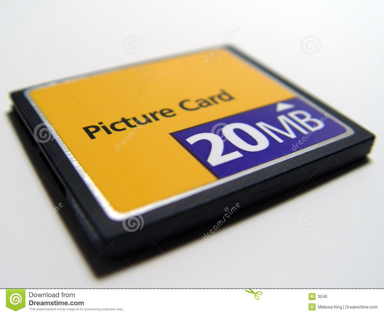Compact Flash Card