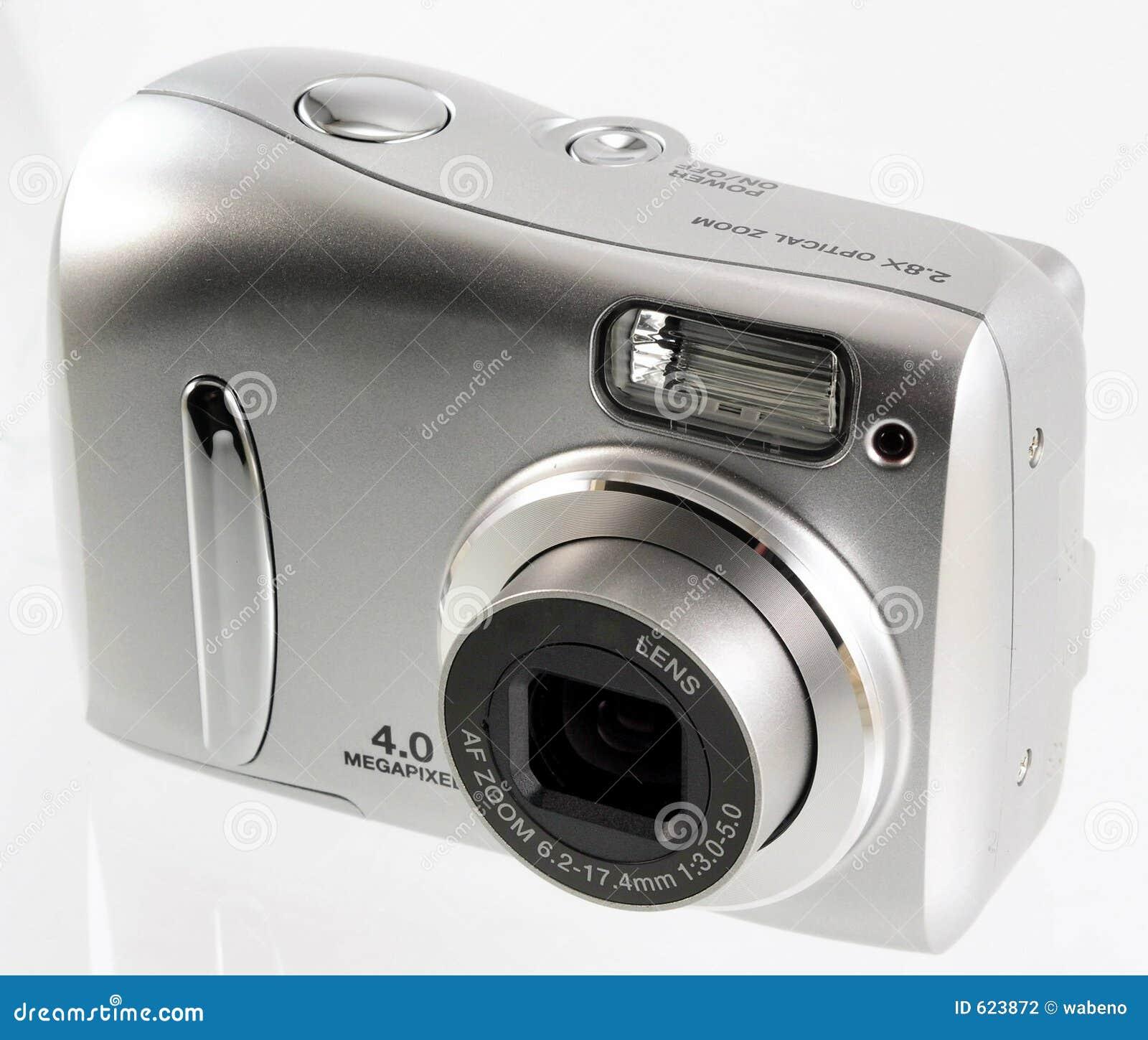 Compacte digitale camera