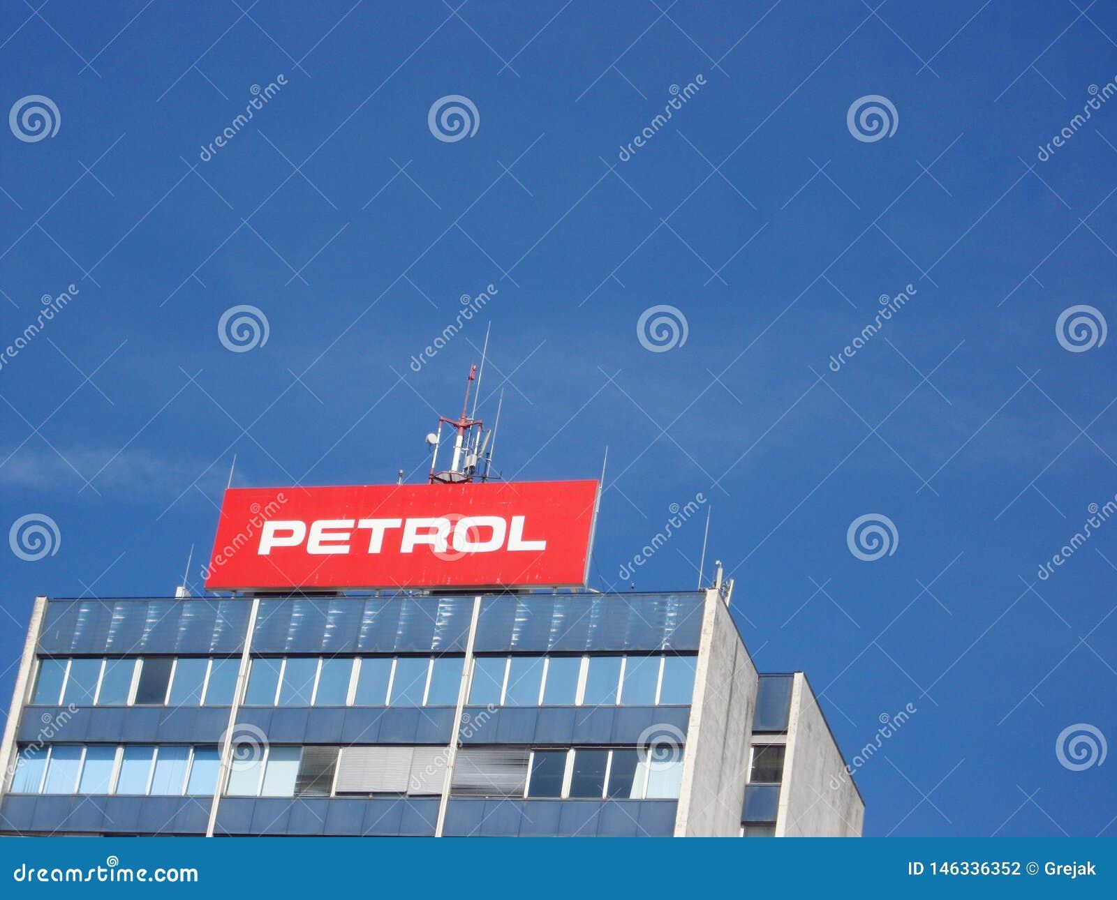 Compagnie de gaz principale d essence en Slovénie