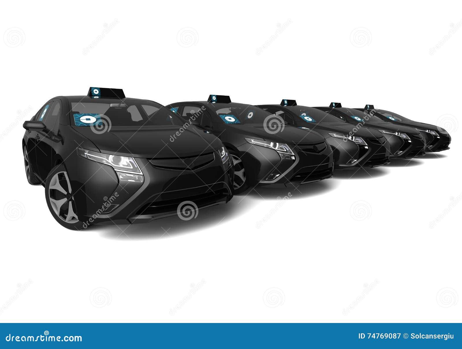Companie del negro de Uber